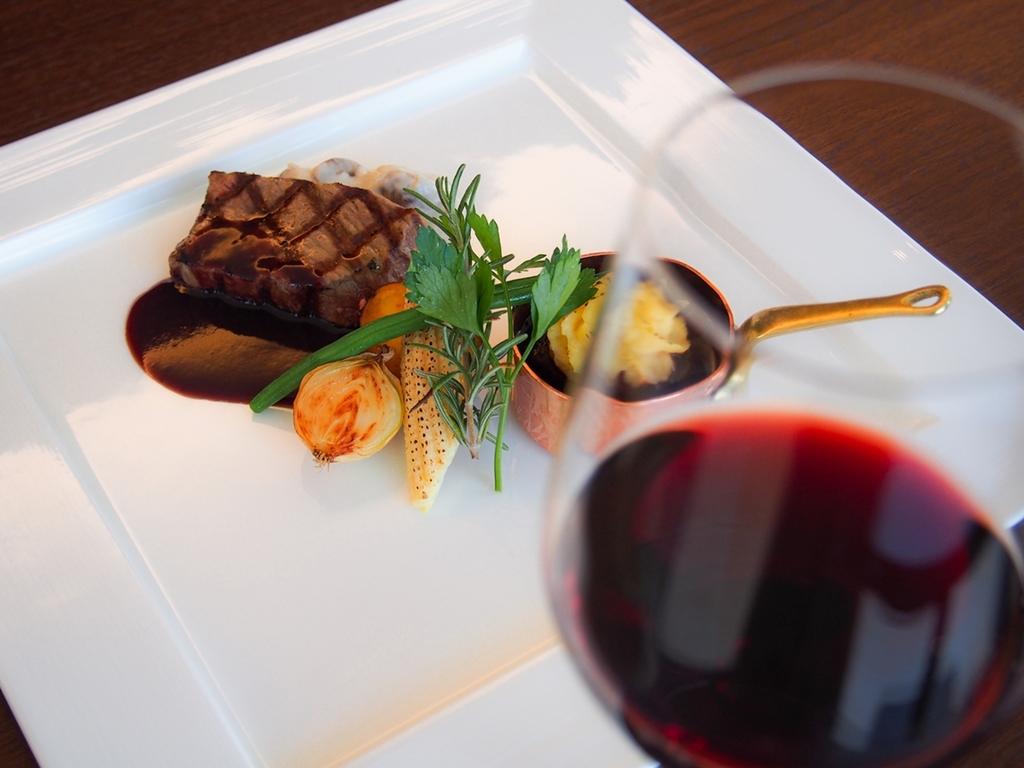 31階スカイレストラン【Hareus〜ハレアス】の年末年始特別ディナー