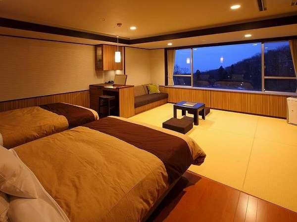 和洋室「月あかり」お部屋の一例