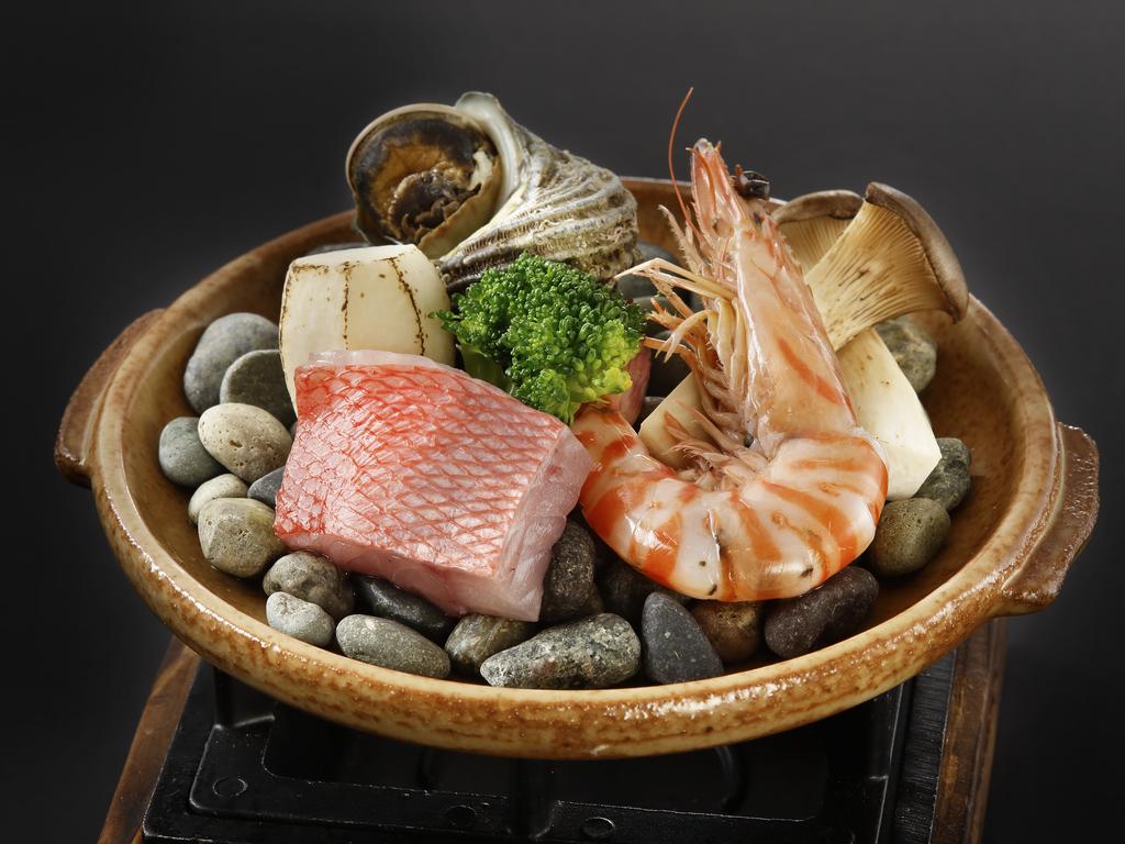海鮮宝楽蒸し焼き