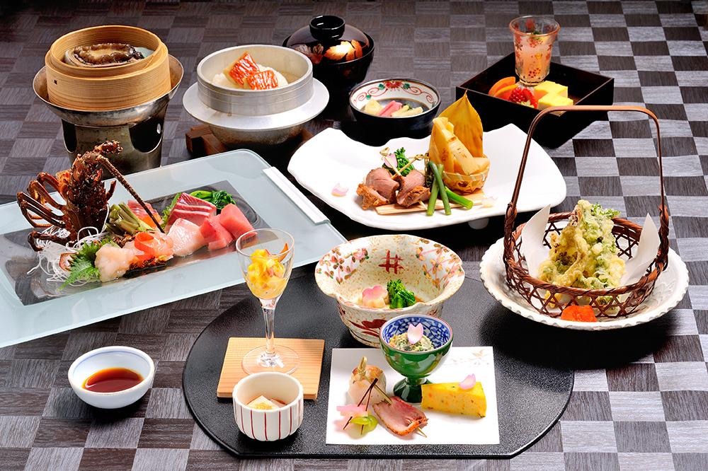 山紫水明 特別料理 【和食】