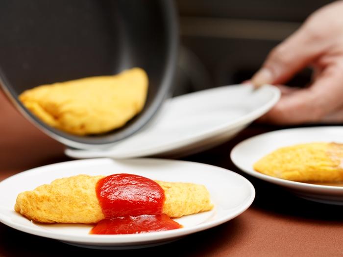 大人もお子様も食べたいものが揃う朝食ブッフェ