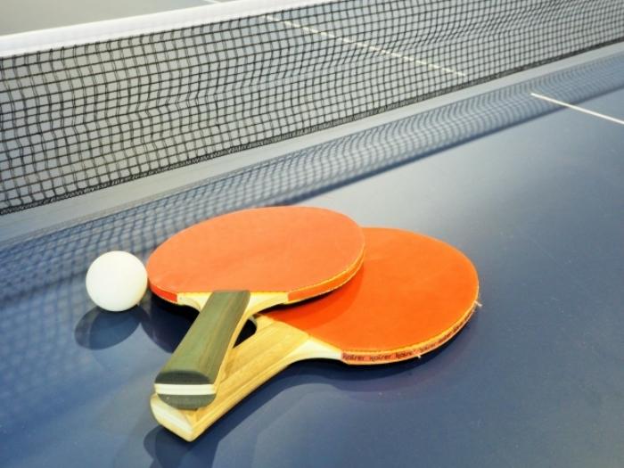 卓球で汗をかこう!