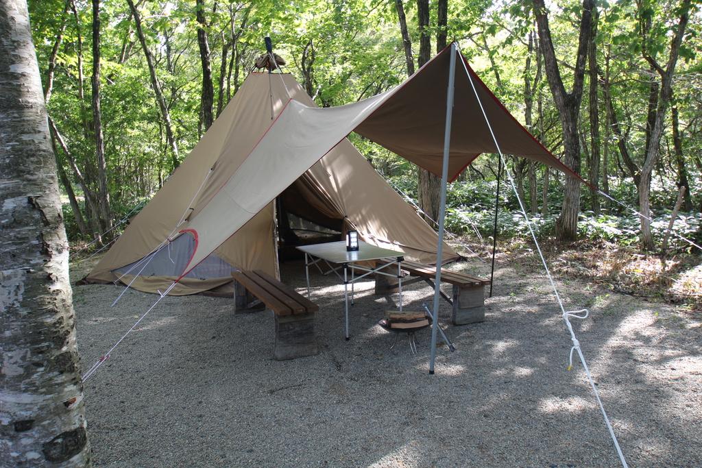 お手軽にキャンプが体験できます♪