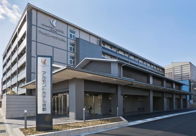 アルモントホテル京都外観画像