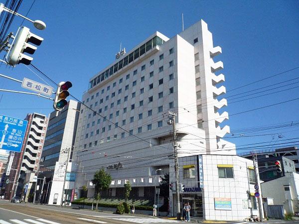 JR函館駅より徒歩3分!