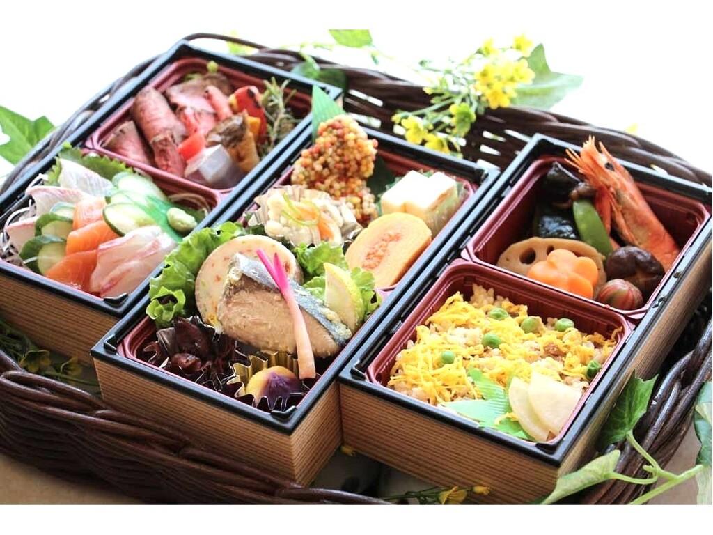 夕食 彩/いろどり弁当(画像はイメージ)