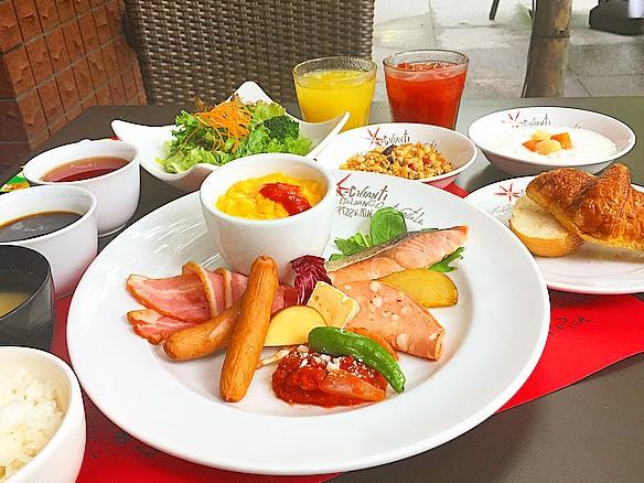 期間限定!コンチネンタルプレート(朝食)
