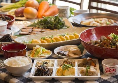 【イル・キャンティ】朝食イメージ