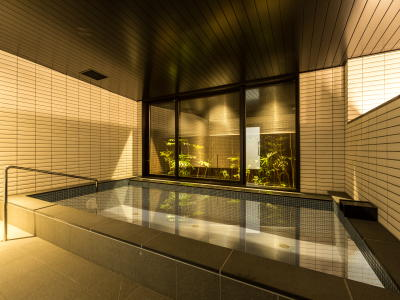 ■人工温泉【御池の湯】