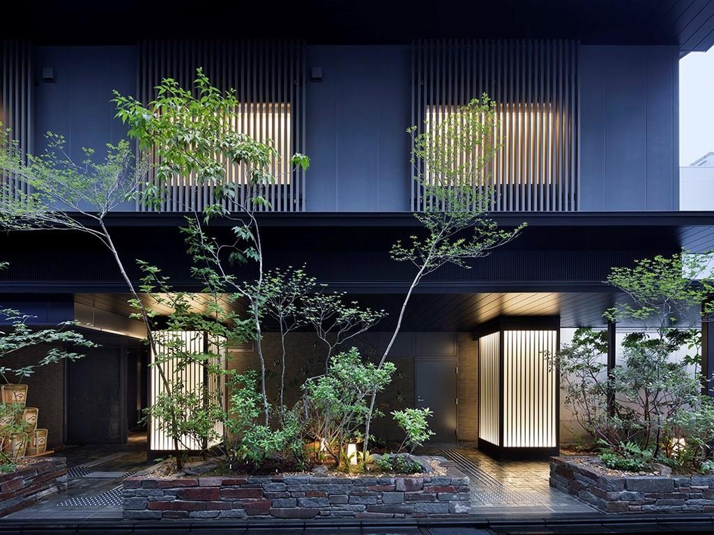 ホテル外観 ホテルを拠点に、アクティビティな京の旅を お楽しみいただけます。