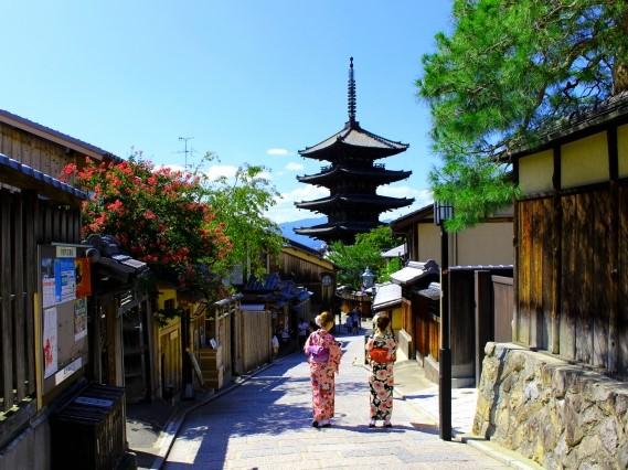 【京都府民限定】夏の観光イメージ