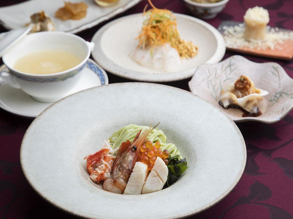 渾身の中国料理コース   ※イメージ