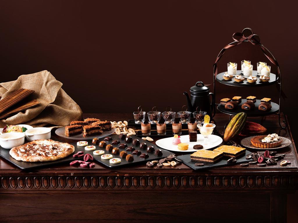 Sheraton Sweets Buffet 〜Chocolat Party〜