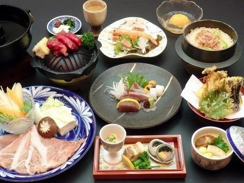 四季の恵み〜美食会席