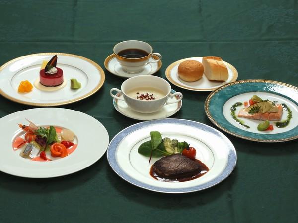 洋食コースディナー