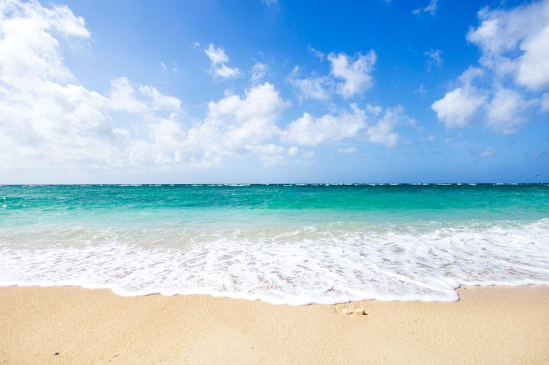 夏はやっぱり海水浴! ※写真はイメージです