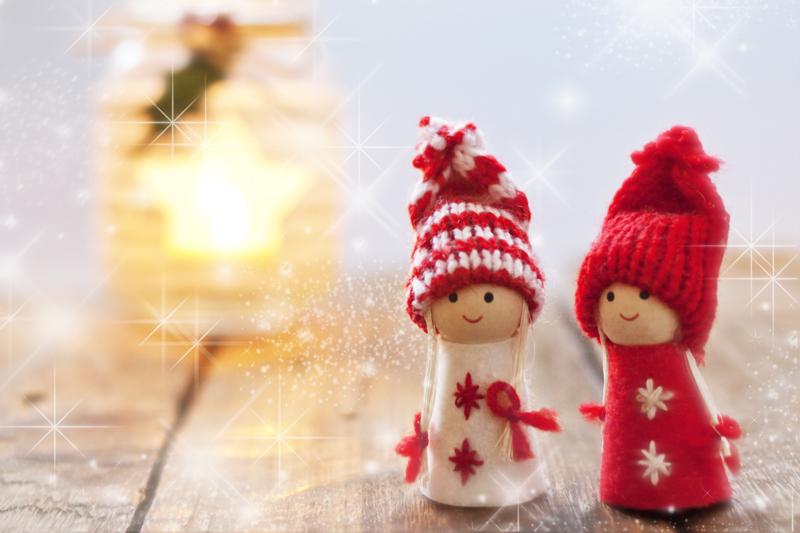 クリスマスムードたっぷりの館内で、大切な方とゆっくりとお寛ぎ下さいませ。