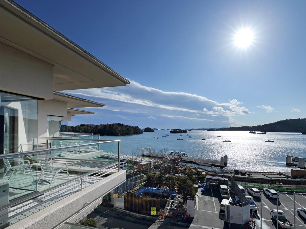 松島湾を一望する最高の立地と充実したイベントをお楽しみ下さいませ。