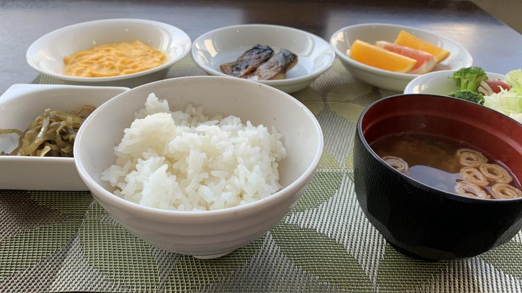 朝食プレートメニュー(和食)