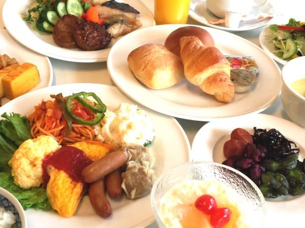 日替わり朝食メニュー