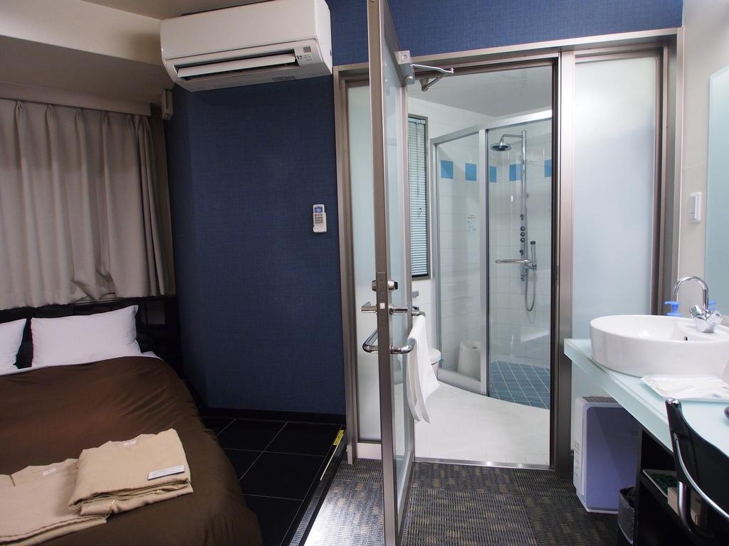 レインシャワールーム ※浴槽なしのお部屋です。