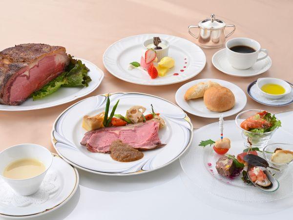 【期間限定】ローストビーフ食べ放題!ミニフレンチ