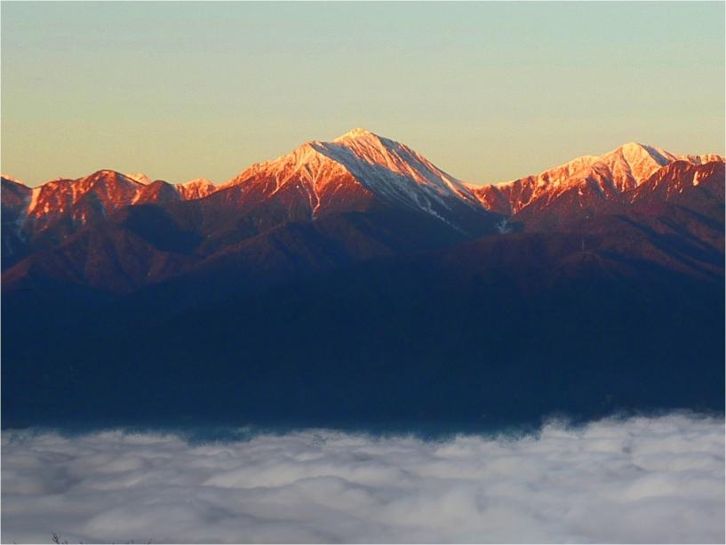 【早朝だけの感動体験!標高933mからの安曇野絶景ツアー】