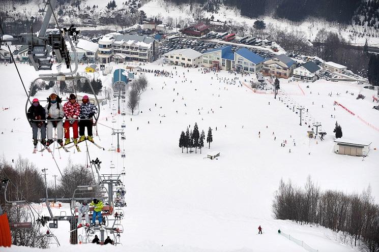 ほおのき平スキー場(イメージ)
