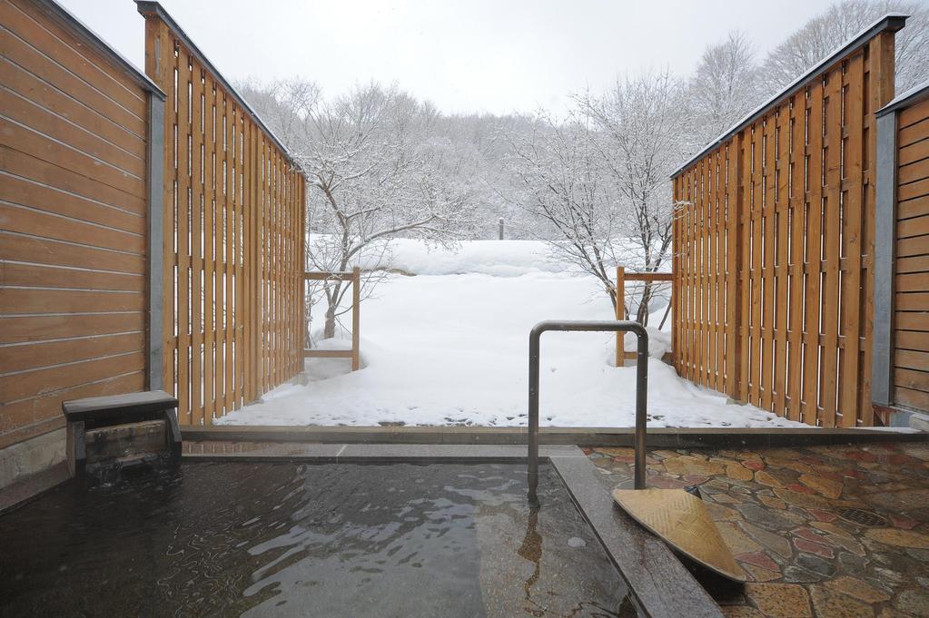 雪見露天風呂イメージ