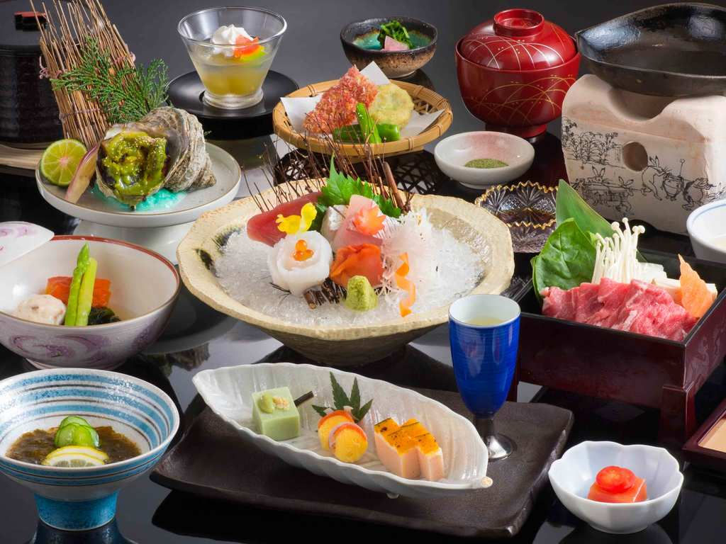 ■料理長内容おまかせ懐石★厳選された食材を調理いたします■