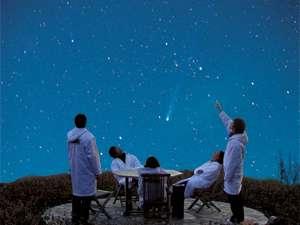 八ヶ岳南麓は星空観察のメッカです☆