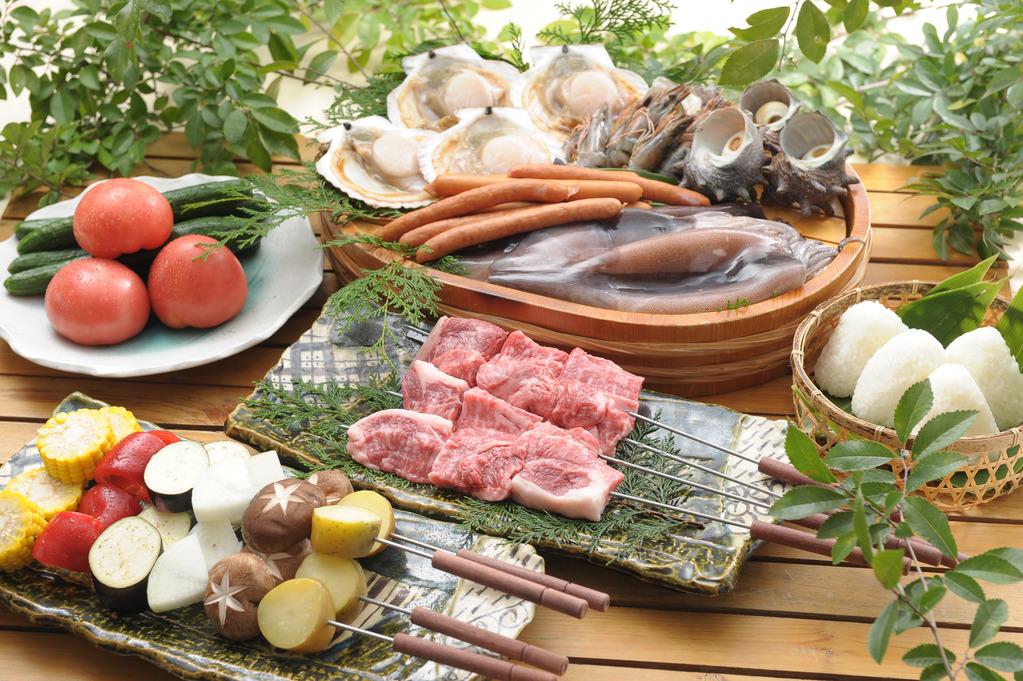 〜お部屋食プラン〜黒毛和牛と日本海の幸セット