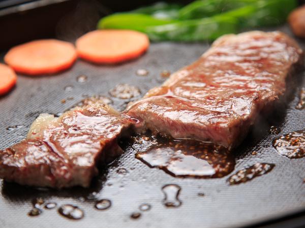 〜お部屋食プラン〜信州産牛ステーキセット