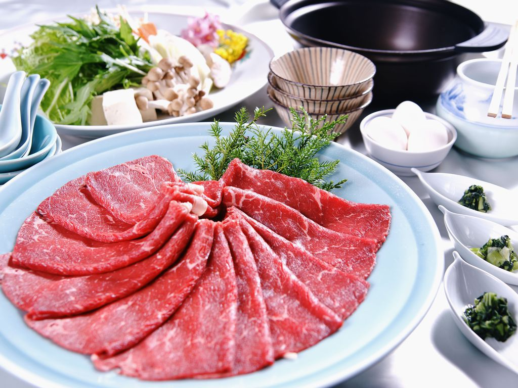 牛すき焼きセット