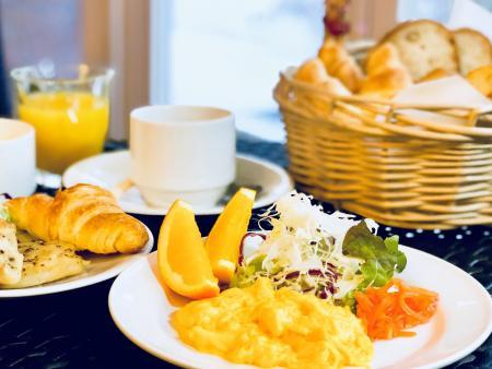 大門自慢の朝食ビッフェ【洋】