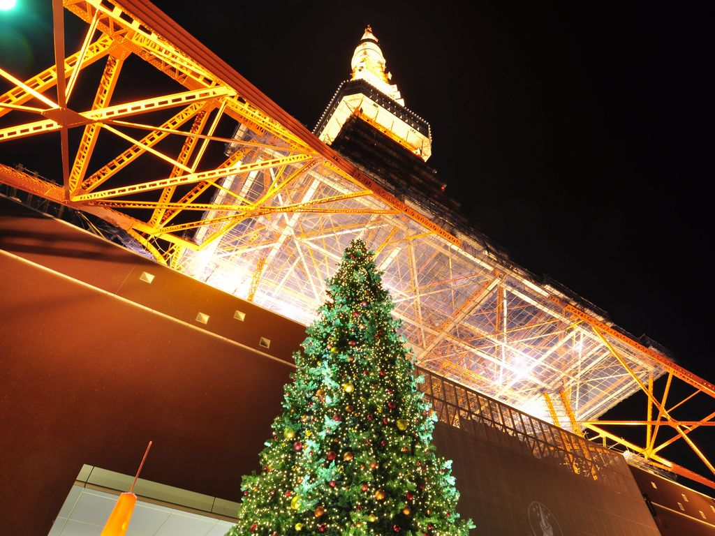 An 8-minute walk from the Tokyo Tower