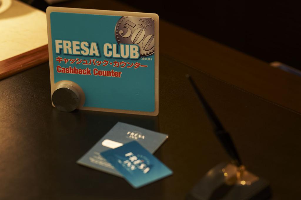 FRESA CLUB会員募集中です☆