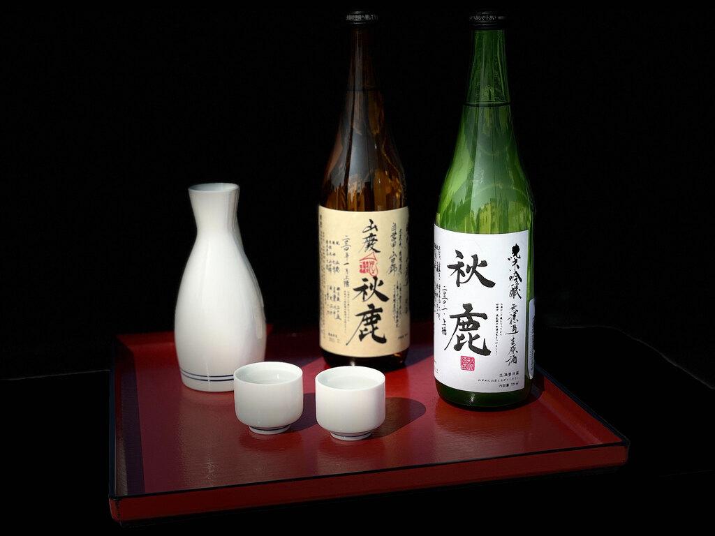 【大阪の地酒】こだわりの銘酒『秋鹿』をお土産にどうぞ!
