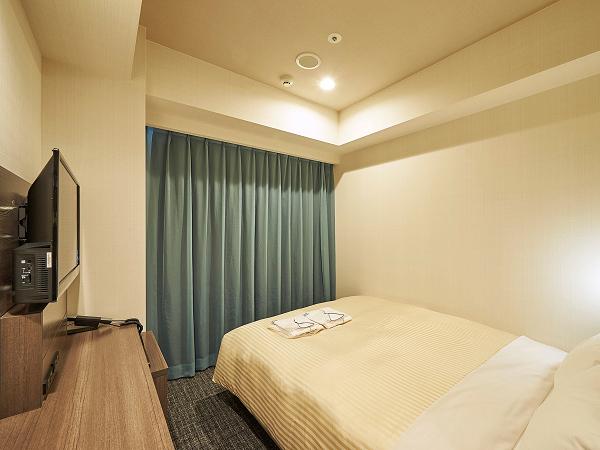 シングルルーム 広さ12.6平米