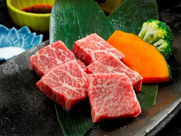 大人気の能登牛ステーキ ※画像はイメージ