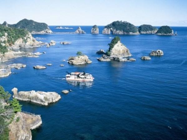 紀の松島遊覧船プラン