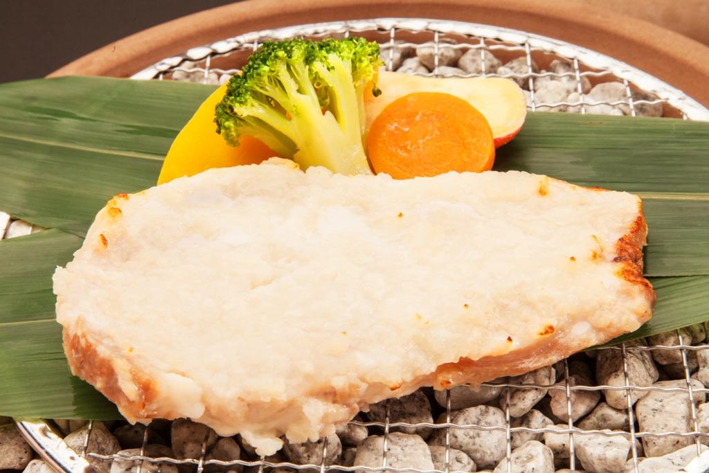 能登豚塩麹焼き ※画像はイメージです