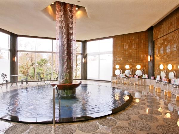 大浴場(当館は男性浴場のみです)