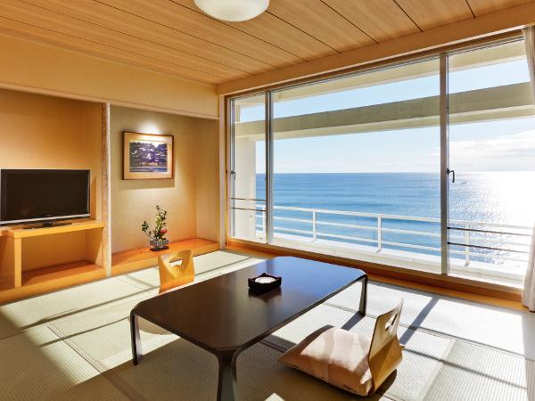 海側和室(10畳が標準です)