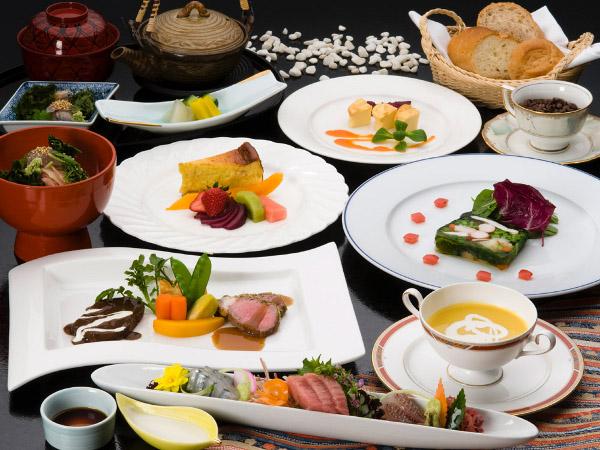 和洋折衷のお料理例 和食と洋食の良いとこどりです!