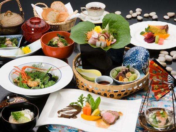 ワンランクアップの和洋折衷のお料理例 和食と洋食の良いとこどりです!
