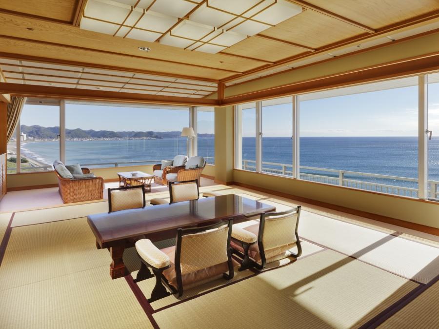 【貴賓室】当ホテルで最も眺望の良い客室です