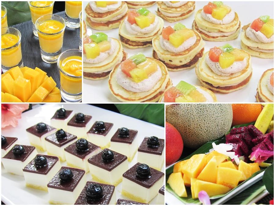 【ハワイアン・フェア】6月1日〜8月31日期間はハワイアン料理がディナーブッフェに加わります
