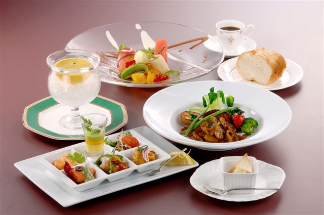 洋食ランチ(イメージ)