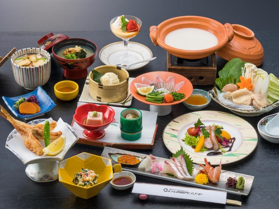 和食会席(イメージ)